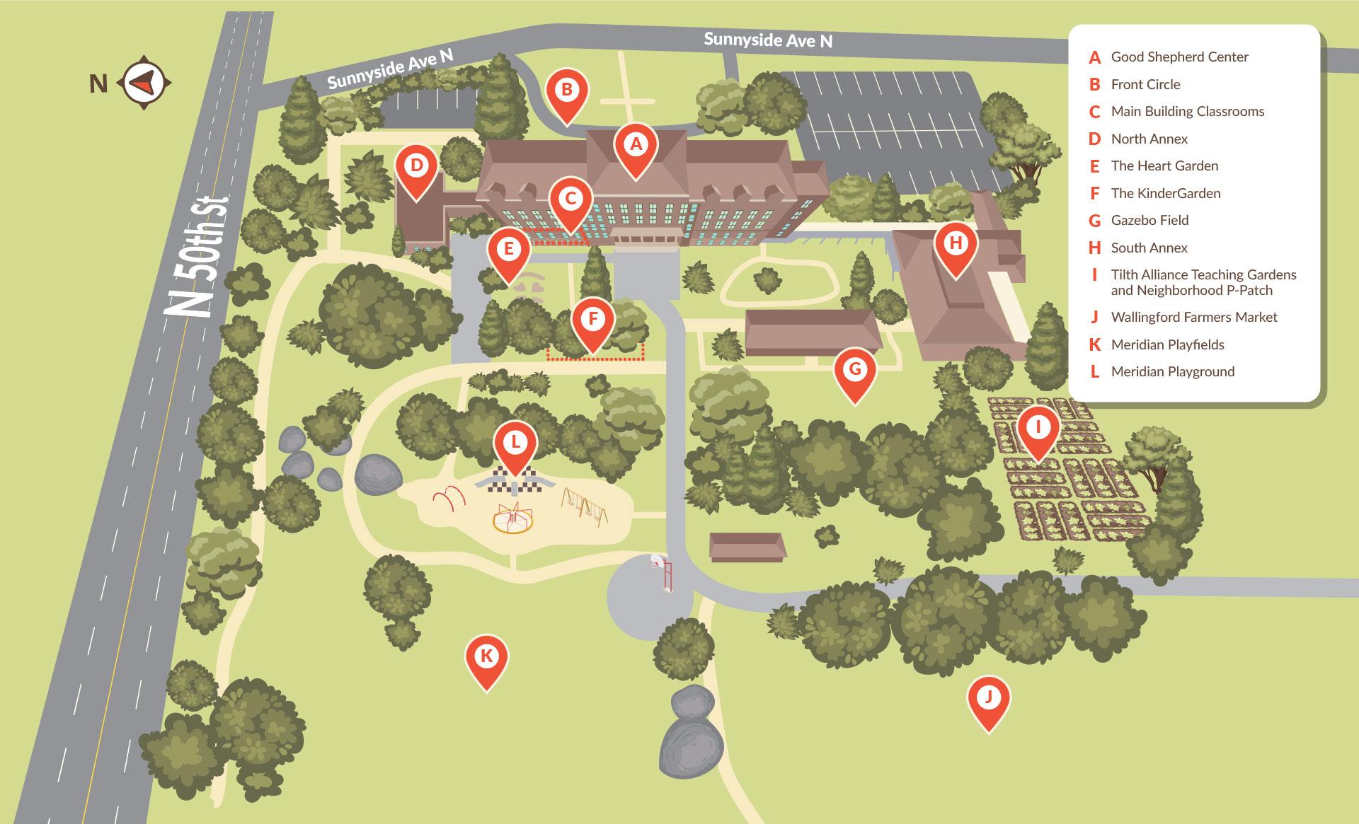 Virtual Tour Map